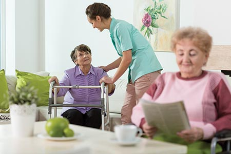 Enriching the lives of care home residents
