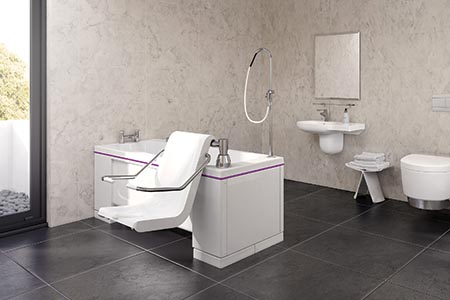 An overview of assisted bathing technology