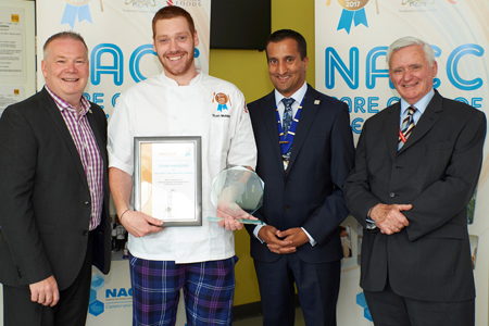 NACC Care Chef of the Year 2017
