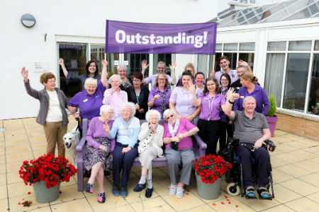 Care UK achieves fourth 'outstanding'