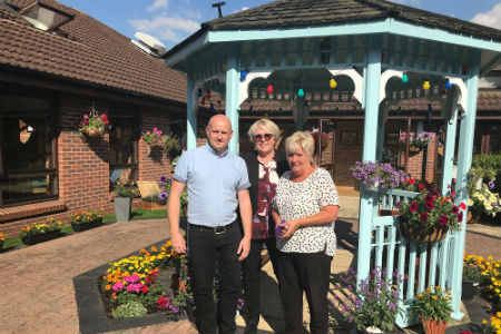 Hull home scoops garden award