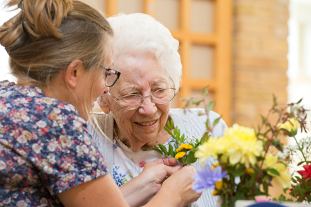 RMBI Care home rated 'outstanding'