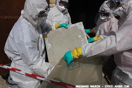 Dealing with the complex issue of illegal asbestos