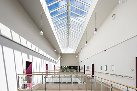 The wellbeing benefits of natural light and ventilation