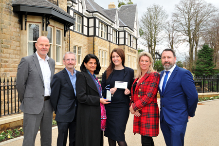 Manor House shortlisted for award