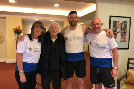 Fundraisers prepare for marathon