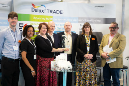 Dulux recognised in dementia care