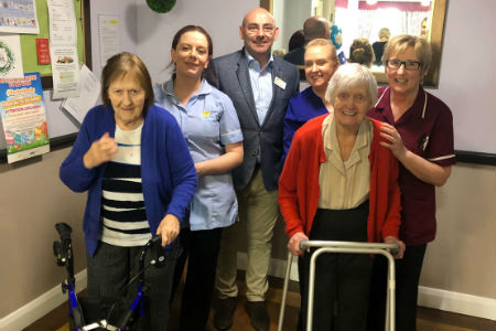 Residential care unit opens