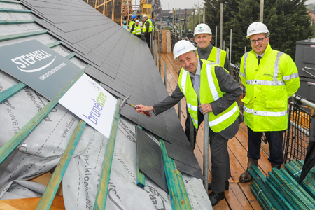 Brunelcare home nears completion