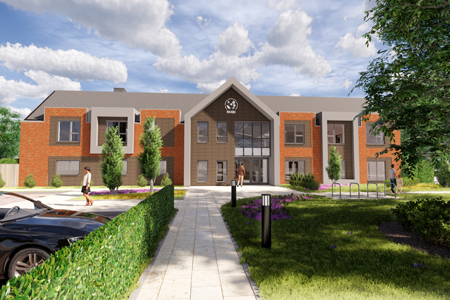 RMBI unveils plans for new home