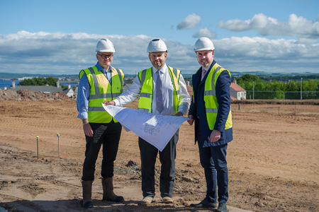 Work begins on Ayrshire care home