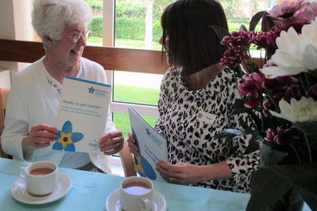Marking Dementia Action Week