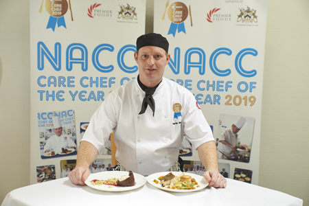 NACC Care Chef of the Year 2019