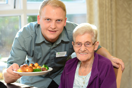 Clean sweep for Orchard Care Homes