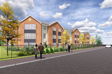 LNT Care plans 66-bed home