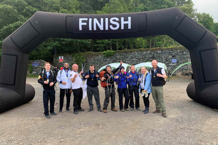 Orchard Care takes on Snowdon