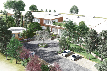 Dementia care facilities planned