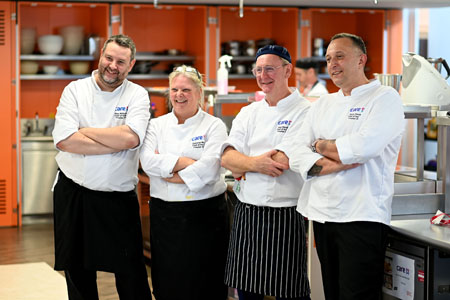 Care UK chef of the year awards