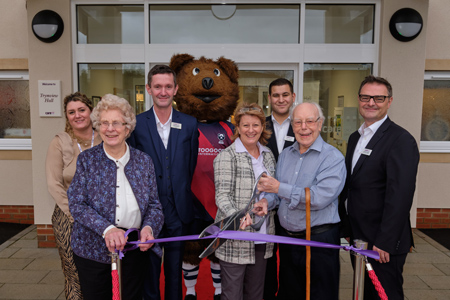 Care UK opens first Bristol home