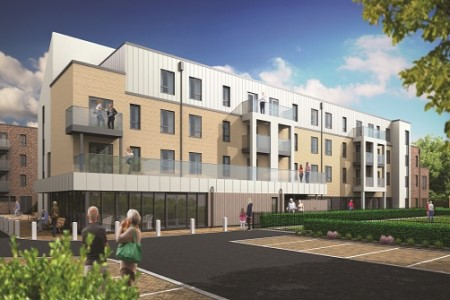 Making Space slots in at £11m Warrington extra care scheme