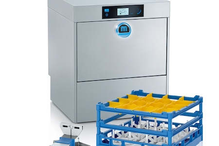 Meiko Bottle Washer - faster than competitors