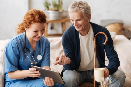 What does the technological future of care homes look like?