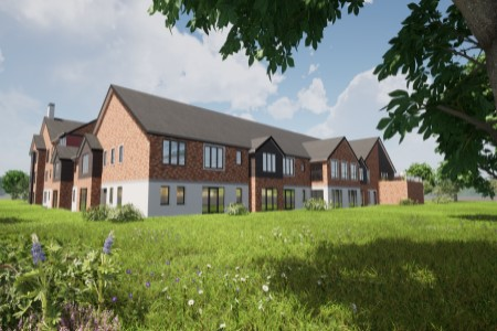Construction primed for £8m Worcester home