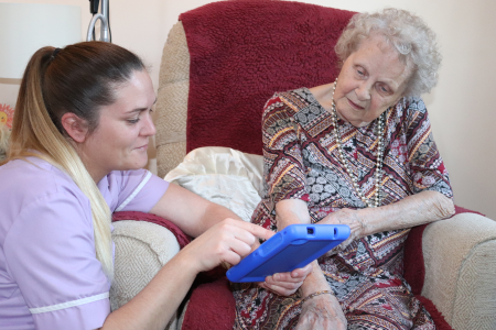 NHSX kicks off social care records project