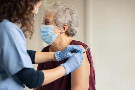 NCF survey finds 95 per cent of care home residents vaccinated